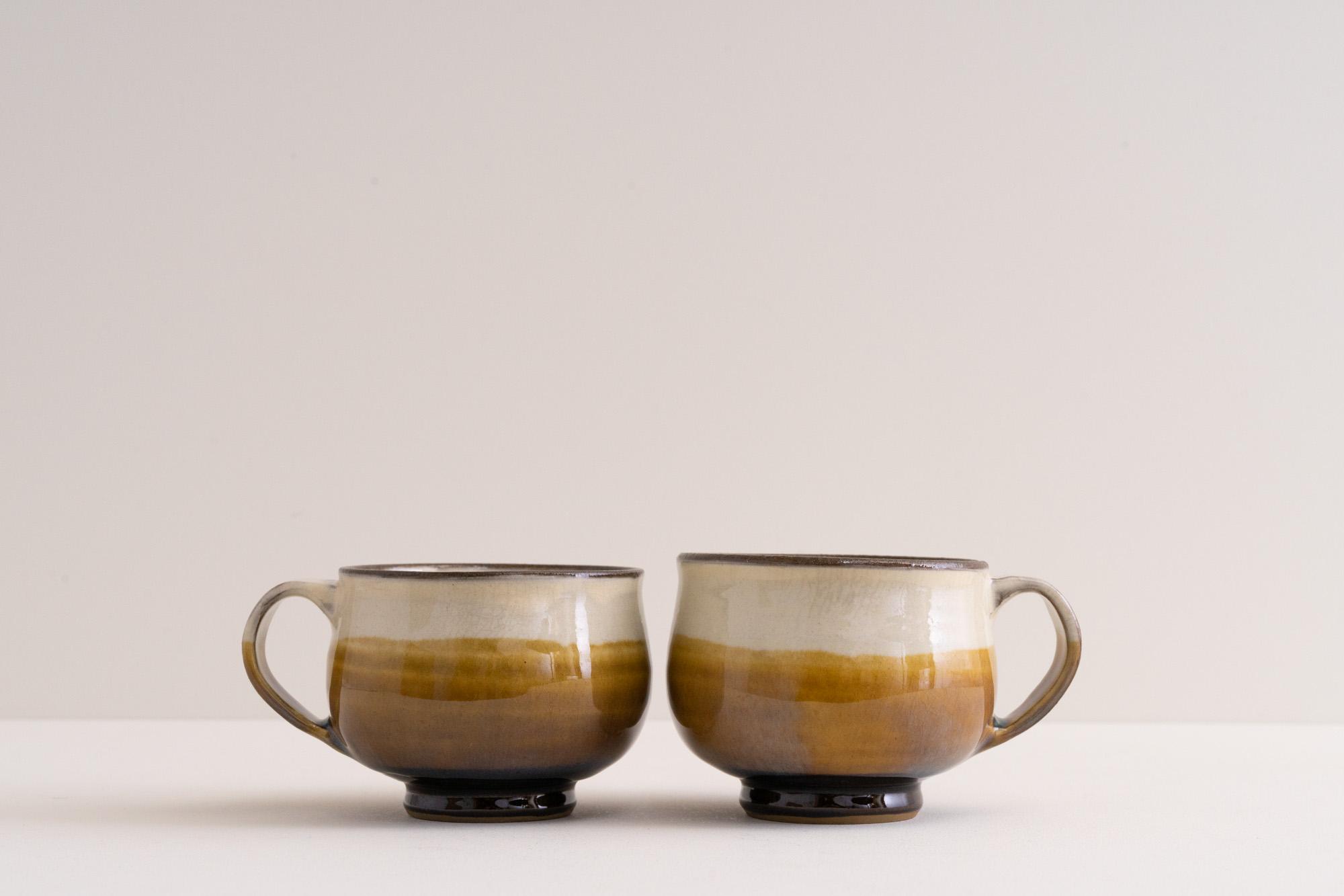 コーヒーカップの個体差